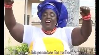 EVANG. (MRS) NAOMI EHIGIE-Music Video- Titled: OSAFONA (God is Perfect)