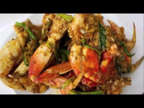 Crab recipe stir fried asian style