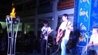 Young Pilots Band - Rock Sài Gòn - cháy cùng hội trại Nguyễn Khuyến