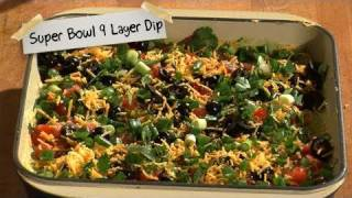 How To Make 9 Layer Dip For Your Super Bowl Party