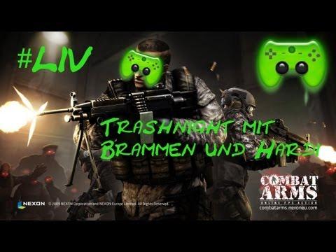 Trashnight mit Br4mm3n und Hardi #054 [Deutsch/HD] - Combat Arms