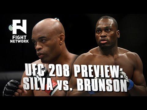 UFC 208: Anderson Silva vs. Derek Brunson Preview