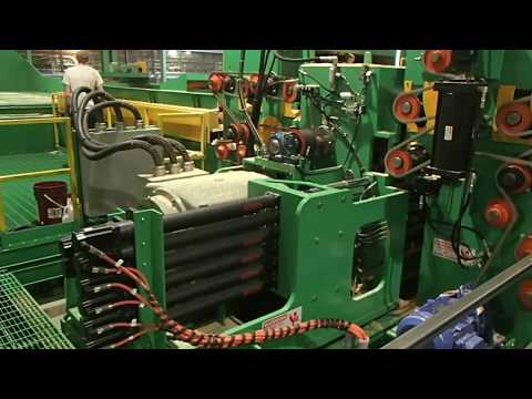 SAWMILL Equipment: Timber Machine Technologies SCAN-N-SAW, CURVE SAW CANT EDGER SYSTEM