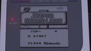 Super Mario Land (Game Boy, 1989) - Video Game Years History