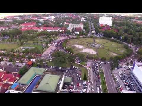 FESTIVAL BUDAYA ISEN MULANG 2016 KALIMANTAN TENGAH-PALANGKARAYA