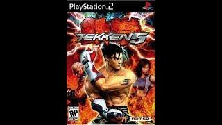 Tekken 5 Kazuya Story Mode Playthrough