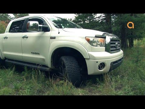 Тест Драйв - Toyota Tundra 1