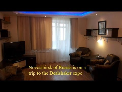 Novosibirsk of Russia is on a Trip to the Dealshaker EXPO