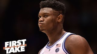 Zion has the right to be 'unethical' and shut it down at Duke  - Max Kellerman | First Take