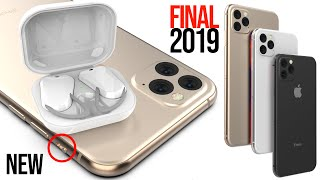 Download iPhone 11 FINAL Design Leaks & AirPods 3 in 2019! Mp3 and Videos