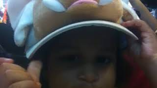 sheena's elephant cap