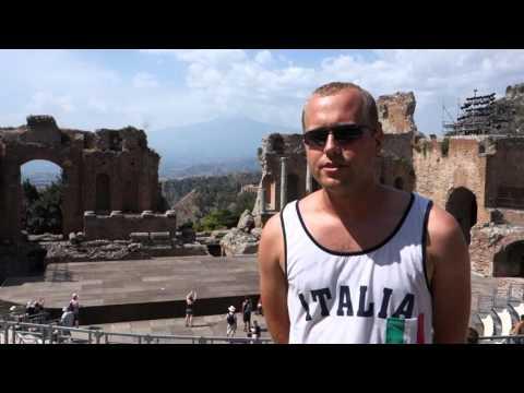 Fake Travel Guide: Taormina Theatre