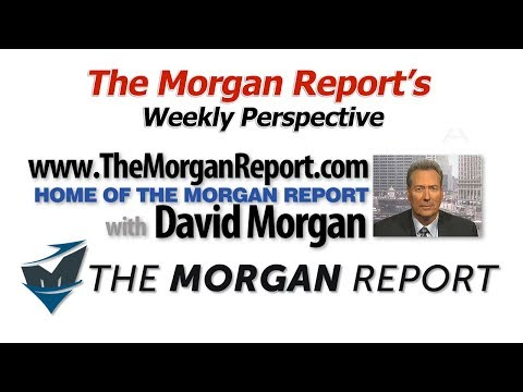 CRYPTOGRAPHIC SILVER MONETARY SYSTEM - The Morgan Report's Weekly Perspective