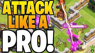 THIS QUEEN CHARGE MADE ME FEEL LIKE A PRO! - Clash of Clans