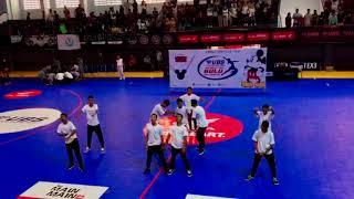SMAN 1 PRAYA Golden Dance DBL 2018 GOR TURIDE Mataram