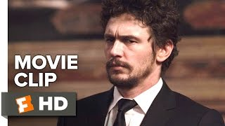 The Adderall Diaries Movie CLIP - Stephen's Reading (2016) - James Franco, Ed Harris Movie HD