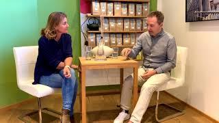 Interview mit Dr. med  Christian Neuburger, Wie du deine Ausstrahlung verbessern kannst. Hashimoto
