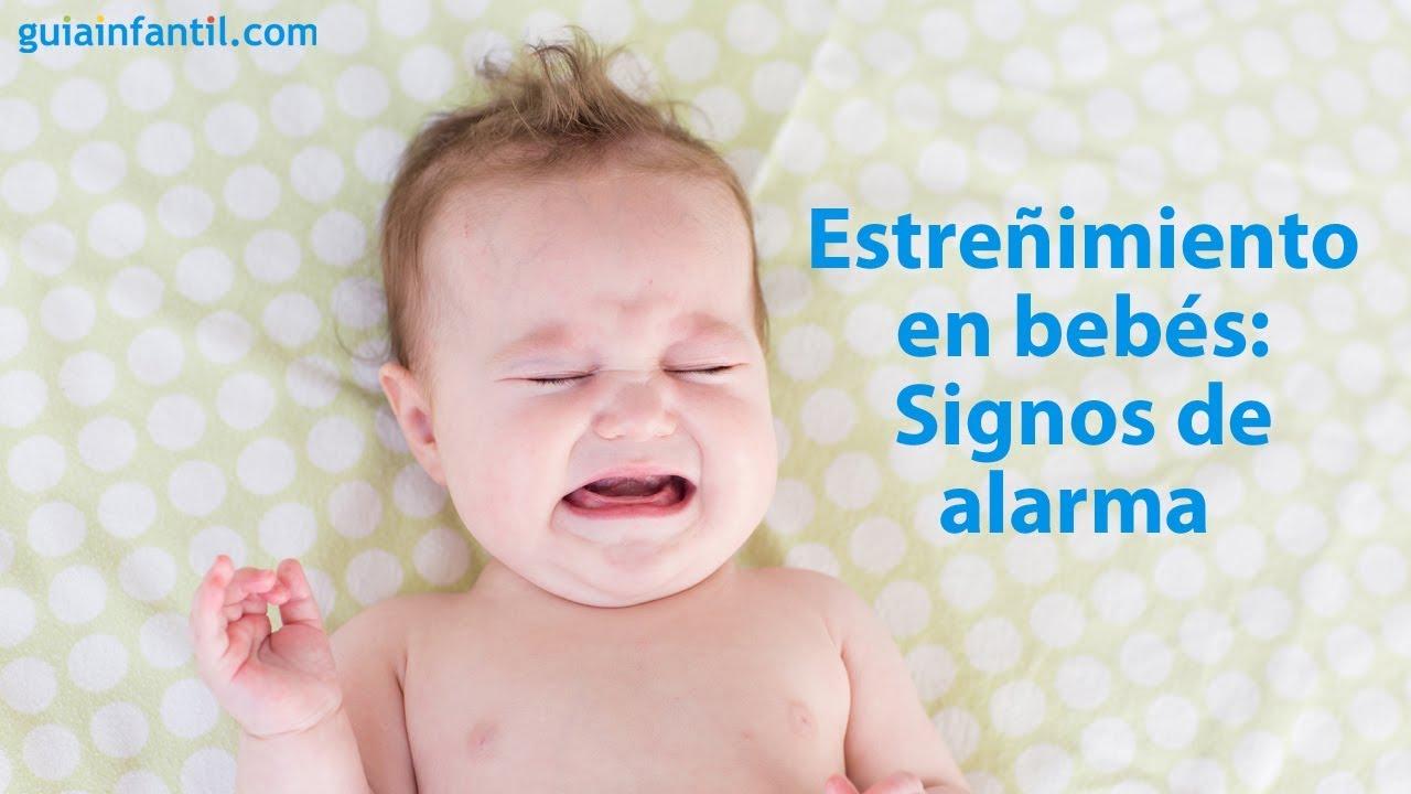 como aliviar estreñimiento en bebes de 1 mes