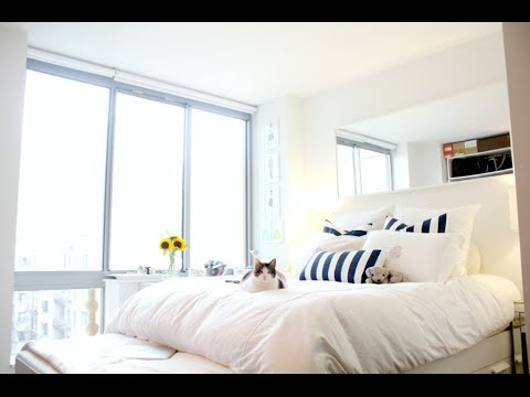 New York City Studio Apartment Tour: The Bedroom / Covering the Bases