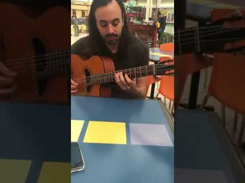 How to Shred Gypsy Jazz Licks w/ Marbin Guitarist Dani Rabin