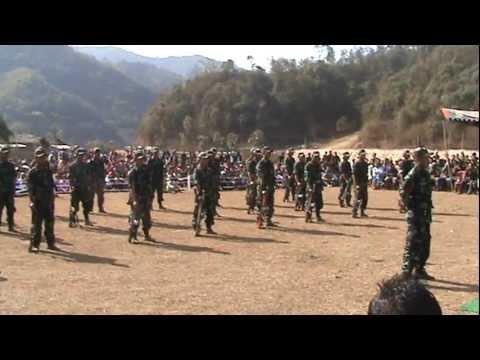 Kuki Revolutionary Army ( KRA )