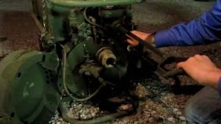 m3a4 smoke generator starting the pulse jet engine 1