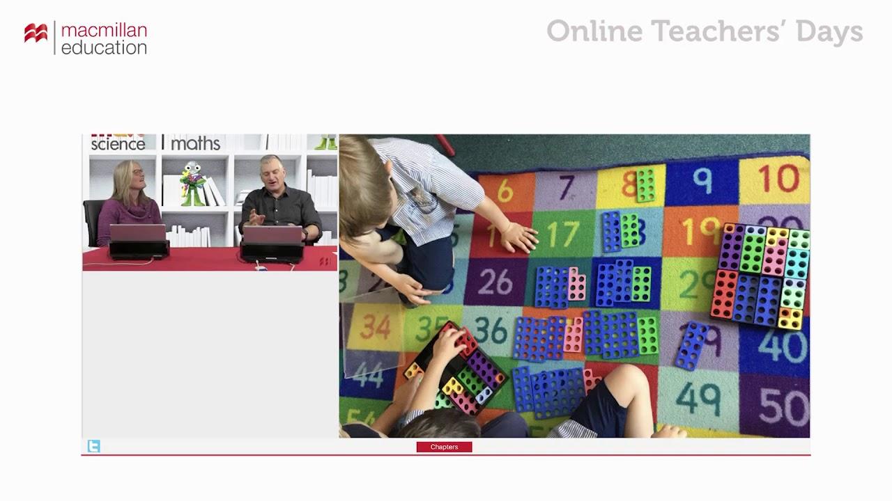 Singapore Maths – Maximising Success: Webinar by Andrew Jeffery