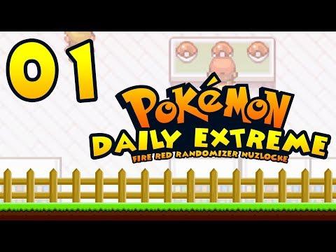Pokémon Daily Extreme Fire Red [PL] #1 - POWRÓT KOSTKI