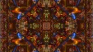 1 Hour Fractal Meditation (SAI GAYATRI ~ Sumeet Tappoo) Kaleidoscope