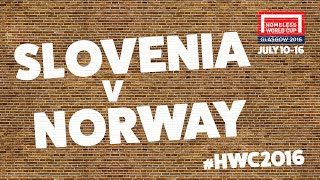 Norway v Slovenia | Second Stage Group H #HWC2016