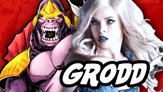 The Flash Season 2 - Gorilla Grodd Return Episode Details and Killer Frost Creation