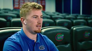 Kyle Trask reflects on his journey to Gators QB