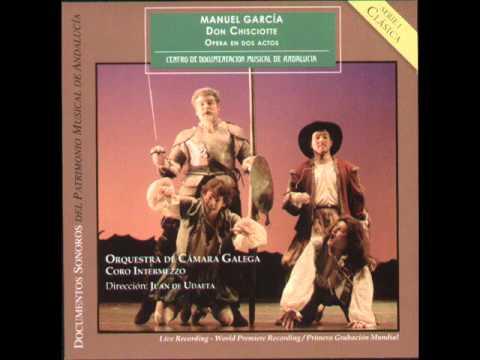Garcia - Overture 'Don Chisciotte'