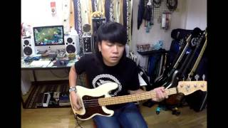 HEY-SMITH/Goodbye To Say Hello bass cover