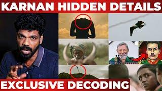 Dhanush நடிச்ச Karnan படத்துக்குள்ள இவ்வளவு பெரிய விஷயங்கள் அடங்கி இருக்கா ..? | Hidden Details