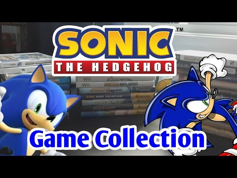 HUGE Sonic Game Collection (2019)