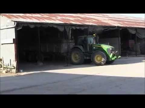moisson du Blé 2012 au lycée agricole