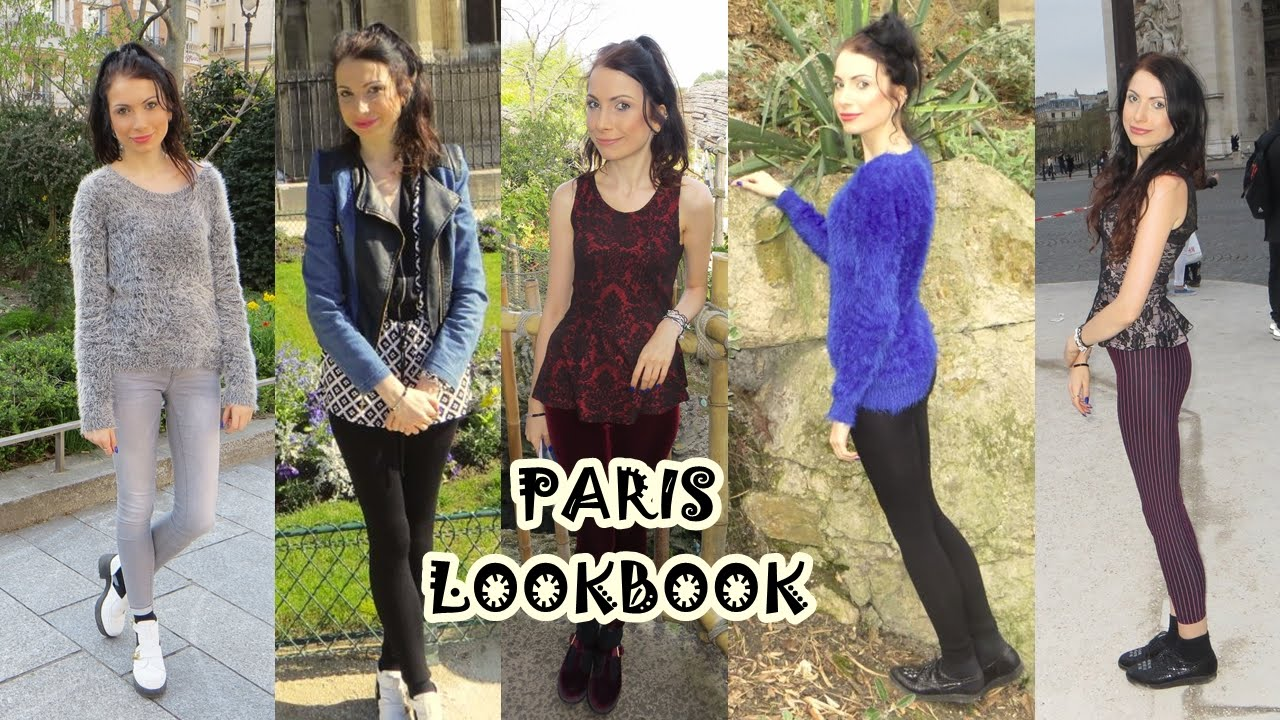 6a862428044e Paris France Lookbook