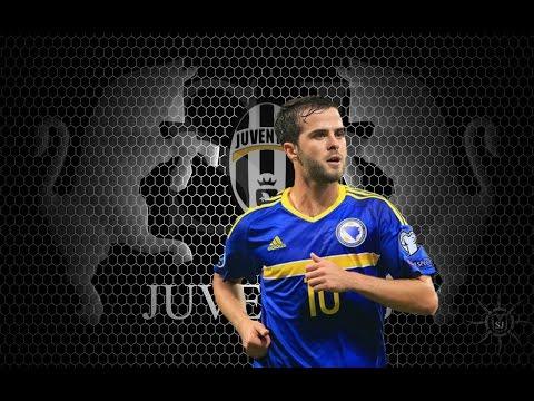 Miralem Pjanic -Top 5 goals AS Roma- [HD]