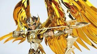 Saint Seiya: Soul of Gold Sagittarius Aiolos圣斗士星矢圣衣神话EX神射手艾欧罗斯183-刘哥模玩