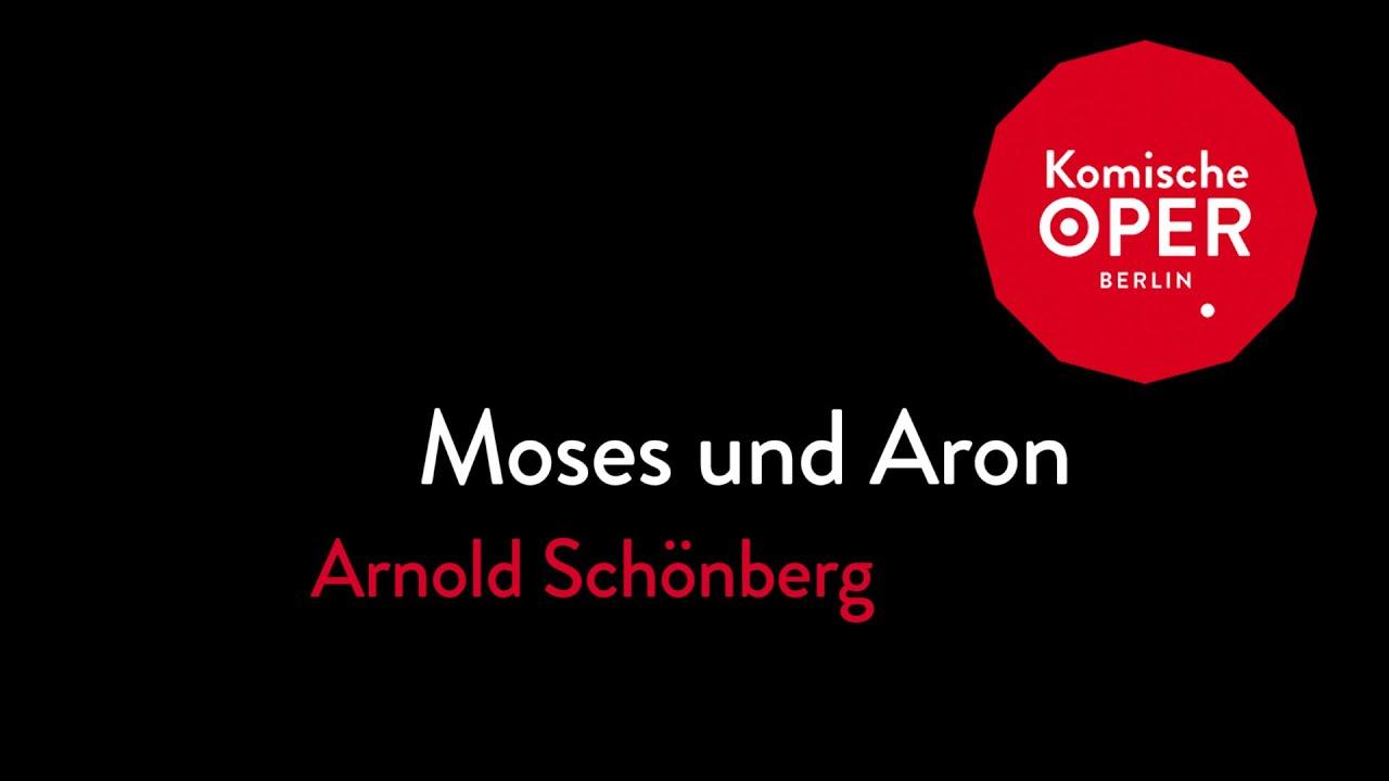 Moses und Aron | Trailer | Komische Oper Berlin
