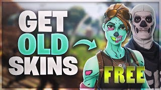 How To Get FREE Skins In Fortnite Battle Royale: FREE Fortnite Skins! (PS4, XBOX, PC, iOS) SEASON 5!