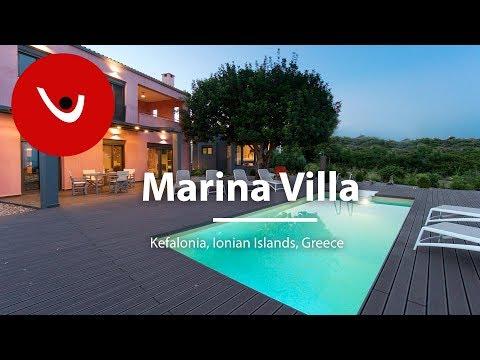 Marina Villa Ionian Islands Villas to Rent | Holiday  in Greece | By Unique Villas