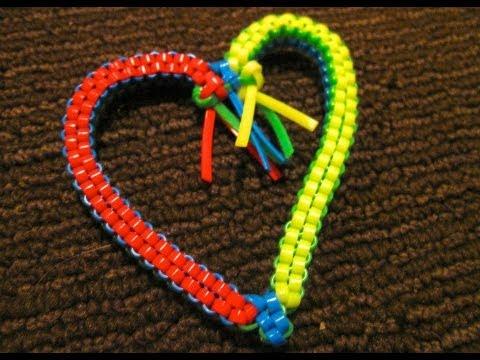 Heart Stitch Version 1 Startingdoing The Stitch Youtube