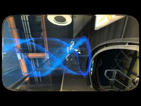 Let's Play Together Portal 2 with Necro 06: Trust Me