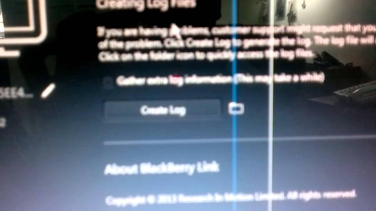 blackberry link q5