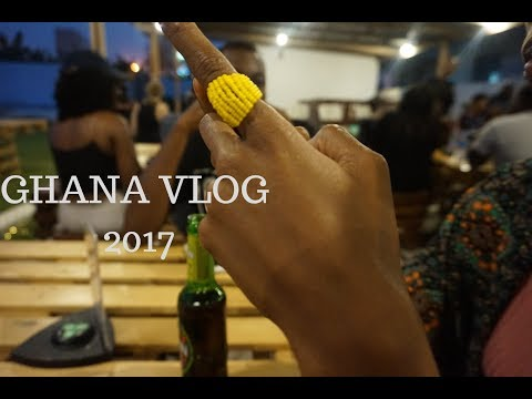 GHANA 2017 VLOG || THE GANG IS BACK, X-MAS IN GH