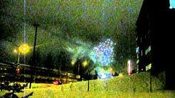 Xmas-season starting fireworks CM Seppälä JKL