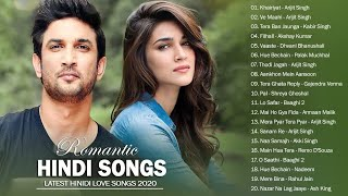 ROMANTIC HINDI SONGS 2020 - TOP BOLLYWOOD LOVE SONGS 2020 - NEW INDIAN HITS SONGS 2020 OCTOBER