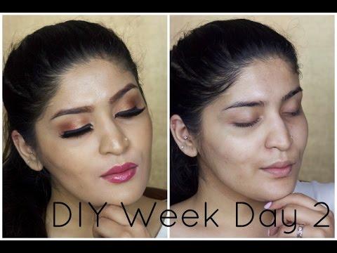 DIY Natural and Vegan Night Time Skin Care Routine | DIY Week Day 2